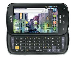 Sprint Epic 4G is the Samsung Galaxy S with a keyboard