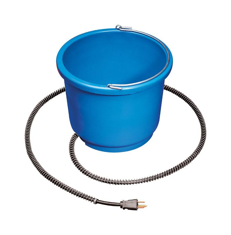 Allied Precision 9hb Heated Bucket - 9 Quart