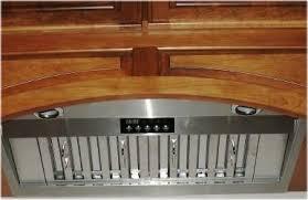 Ductless Under Cabinet Range Hood by Kobe Premium Series Stainless Steel Chimney Kitchen Vent Range Hood