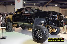100 Custom Lifted Trucks Extreme Truck Bounty Core FiveR 2015 SEMA