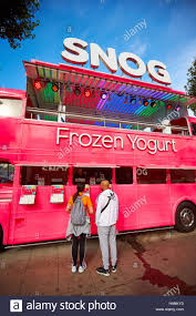 A Converted Bus Selling Frozen Yogurt On London's South Bank Stock ... Pink In The City Saturday Yogo Frozen Yogurt Truck New York April 24 2016 Ice Stock Photo 4105922 Shutterstock Menchies Food Menchiestruck Twitter Big Gay Cream Inquiring Minds Captain America Yogurtystruck Yogurtys Froyo Forever Wrapvehiclescom Street Bike Mieten Stuttgart Eis Softeis Come See Us At Mudbug Madness Today We Are Here Until 11 Hitch A Ride To Heaven Texas State Multimedia Journalism