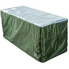 amazon com yardstash deck box cover xxl to protect extra wide