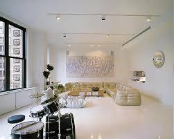 led track lighting living room