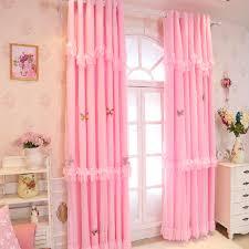 rideau pour chambre fille rideau chambre bb page 1 rideau nouettes en coton blanc 102 x 250