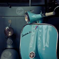 Vintage Vespa HD Wallpapers