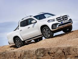 Why Americans Can't Buy The New Mercedes-Benz Pickup Truck - San ... Mercedesbenz Xclass 2018 Pricing And Spec Confirmed Car News New Xclass Pickup News Specs Prices V6 Car Reveals Pickup Truck Concepts In Stockholm Autotraderca Confirms Its First Truck Magazine 2018mercedesxpiuptruckrear The Fast Lane 2017 By Nissan Youtube First Drive Review Driver Mercedes Revealed Production Form Keys Spotted 300d Spotted Previewing The New Concept Stock Editorial Photo Unveiled Companys