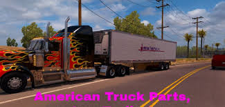 American Truck Parts, Inc, Trailer Mod - American Truck Simulator ... Engine Assys New And Used Parts American Truck Chrome The Great Show 2014 Trucks Good Times Kenworth T800 16x New Simulator Mods Ats Trucking Adamant Llc Tuning Spare Parts Tuning For Download New Were At The In Dallas Tx Stop By Sneak Preview Quickload Medium Inventory Testimonial Sales Salvage Asmr 4 Bitumen Machine Delivery