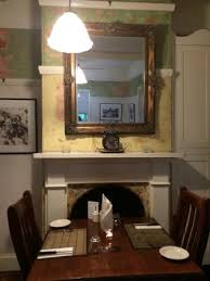 The Square Man Inn Example Of Dining Room Decor
