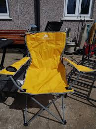 Camping Chairs 5 For £20 In DL12 Stainton Grove For £20.00 For Sale ... 22x28inch Outdoor Folding Camping Chair Canvas Recliners American Lweight Durable And Compact Burnt Orange Gray Campsite Products Pinterest Rainbow Modernica Props Lixada Portable Ultralight Adjustable Height Chairs Mec Stool Seat For Fishing Festival Amazoncom Alpha Camp Black Beach Captains Highlander Traquair Camp Sale Online Ebay