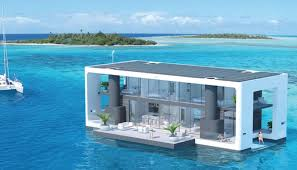 100 Boat Homes These Floating Are ZeroEmissions And Hurricane Proof