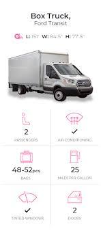 100 Enterprise Box Truck Rental 7 12 15 Passenger Van S Cargo Van Minivan S