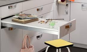 cache pied cuisine table escamotable cuisine rabattable pas cher trendsetter 6