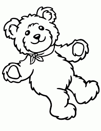 Toddler Coloring Pages Easy Printable 21673