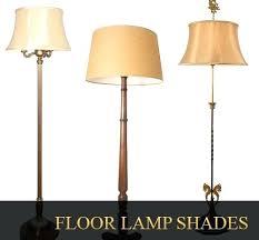 Overarching Floor Lamp Shade by Rectangular Pyramid Fabric Lampshade Floor Light Table Lamp Shade