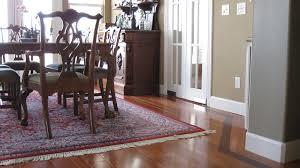 Hardwood Floors Dining Room