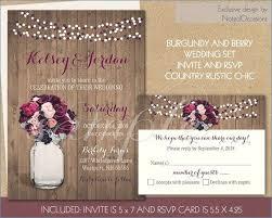 How to Make Your Own Rustic Wedding Invitations karamanaskf