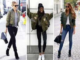 Bomber Jacket Pretty Inspirations For You To Use Everyday