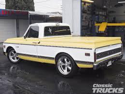 100 1971 Chevy Truck Cheyenne Pickup Hot Rod Network C20