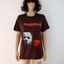 Halloween 1978 Michael Myers Kid by 80s Vintage Michael Myers Halloween 4 Horror Film T Shirt 80 00