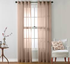 marvelous grommet sheer curtains and echo design sardinia paisley