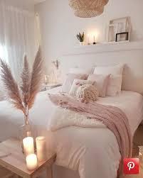 gemütliches schlafzimmer rosa schlafzimmerideen