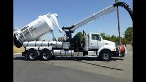 100 Vactor Trucks For Sale 2008 Sterling LT9500 450HP 2115 Vacuum Truck YouTube
