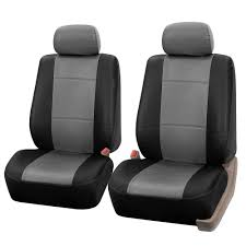 PU Leather Bucket Seat/Full Set Covers For Seats With Headrests | EBay Grey Waterproof Sweat Towel Front Bucket Seat Cover For Car Trucks Project Apollo Part Vi Have A Seat Carefully Hemmings Daily Installing Seats Land Rover 90 V8 Mods 1 Youtube Bestfh Pu Leather Pair Gray Auto With Dash Pad The Drift Truck Speedhunters Suvs With Captains Chairs Plus Thirdrow Shoppers Shortlist Universal Stripe Colorful Saddle Blanket Baja Modern Flat Cloth Covers Beige Od2go Nofur Zone Dog Petco Plush Paws Products Ultrapremium Velvet C Suv Cushion