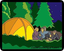 Free Camping Clipart Clip Art Pictures Graphics Illustrations