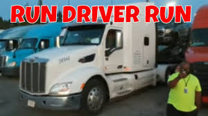 CHASING TRUCK DRIVERS - A DAY IN THE LIFE OF A TRUCKING COUPLE - YouTube