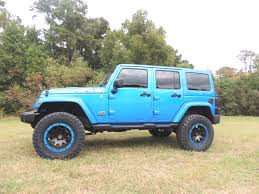 Blue 4 Door Jeep Wrangler Beautiful 2014 Jeep Jk 4 Door Hydro Blue ...