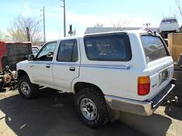 New Arrivals At Jim's Used Toyota Truck Parts: 1995 Toyota 4Runner Cars Trucks Toyota Tacoma Web Museum 4taun53b3sz023649 1995 Black Toyota Tacoma Xtr On Sale In Ok T100 Pickup Truck 4afjga Hilux Specs Photos Modification Info At Cardomain Inspirational Toyota Canada Wallpaperteam Questions Spark Problem Cargurus For 4runner Project Northern Illinois Pickup Truck Item Dt9983 Sold Novemb Jungle Fender Flares Land Pinterest Tacoma