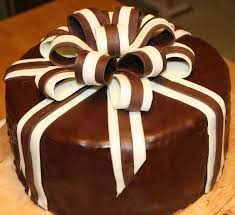 Happy Birthday Wrapped In Chocolate