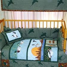 rustic crib bedding comfortable bedding for babies cabin place