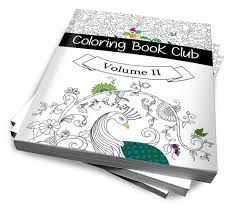 Coloring Book Club The Receive A New Ebook