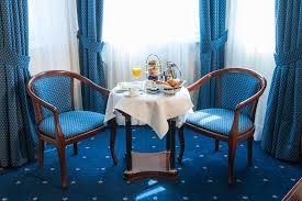 Ambassador Hotel Vienna Business Room In Dining