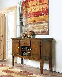 The Ralene Medium Brown Dining Room Server Available At WCC