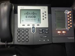 Cisco IP Phone 7962 Remains In