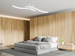 led deckenleuchten flache schlafzimmerlen flurle