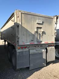 100 Dump Truck Tailgate 2007 East Aluminum Frameless Trailer AMG Equipment
