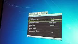 benq w1070 settings menu walkthrough youtube