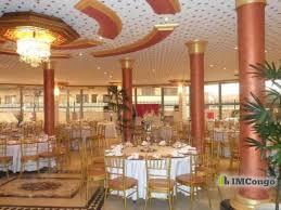 salle de fete room for rent kinshasa gombe salle de fête la d or