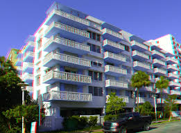 100 Mimo Architecture 1776 James Avenue Sea Beach Towers Corporation Built