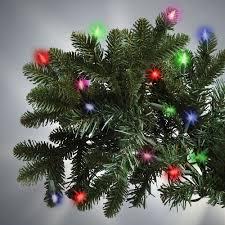Noble Fir Artificial Christmas Tree by The World U0027s Best Prelit Noble Fir 4 5 U0027 Full Hammacher Schlemmer