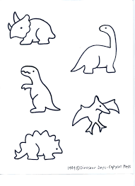 Printable Dinosaur Pumpkin Carving Patterns by Dinosaur Template Free Download Clip Art Free Clip Art On