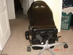 recaro seat office chair office chair furniture