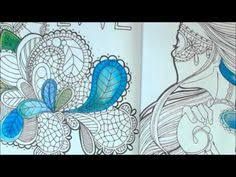 How To Color In A Grayscale Image Using Colored Pencils