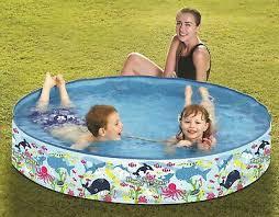 masha und der bär planschbecken pool schwimmbecken