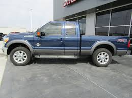 100 Ford Trucks F250 2012 Used Super Duty SRW 4WD SuperCab 142 Lariat At The