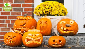 Cute Carved Pumpkins Faces by Pictures Funny Face Pumpkins Party Decor Library