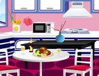 Room Decoration Hot Game Interior Designer Kitchen
